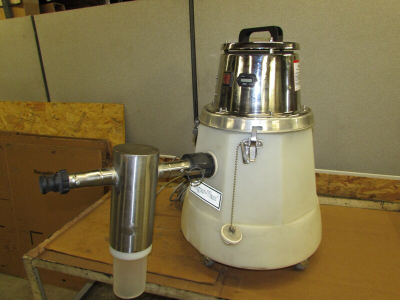 MRV-8  TIGER-VAC VACUUM