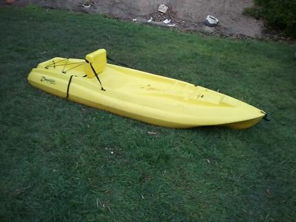 Surf ski beach paddle Shailer Park Logan Area Preview
