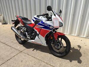 2015 Honda CBR300RA