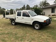 2002 Ford Courier GL PH Turbo Diesel Dual Cab Regency Downs Lockyer Valley Preview
