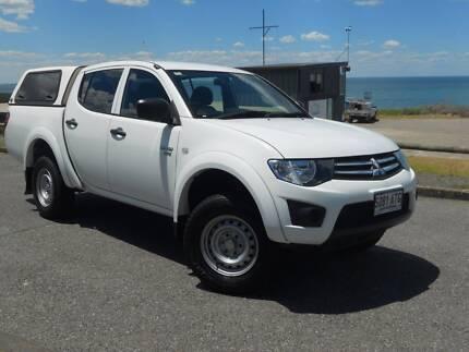 2012 Triton GLX Auto