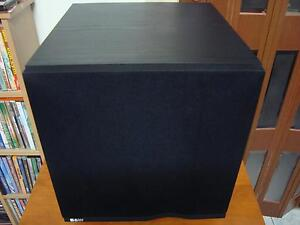 B&W  ASW 500 Sub woofer -- ENGLISH -MINT CONDITION Richlands Brisbane South West Preview