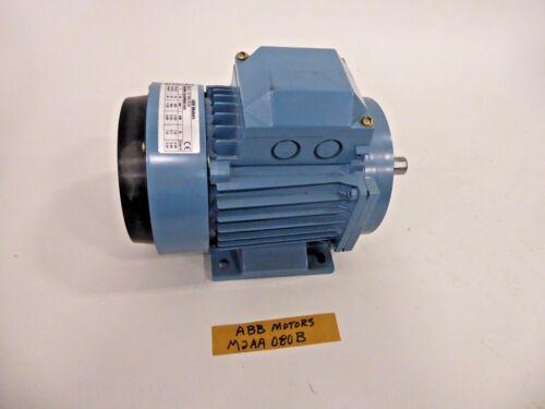 ABB Motors M2AA080B Electric Motor 3GAA083002-ASA