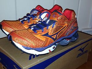 New NWB Womens Mizuno Wave Creation 12 Running Shoes Sz 9 Wide
