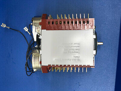 F160301p Cycle Timer 110-120v 50-60hz For Huebsch Speed Queen Unima Washer