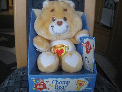 Care Bears, Glücksbärchis, Sieger-Bärchi,Champ Bear,13