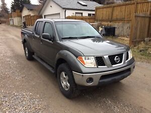 2007 Nissan Frontier to trade for Ford F150