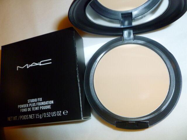 MAC -*Studio Fix Powder Plus Foundation Shade : *C 3 - (New with box)