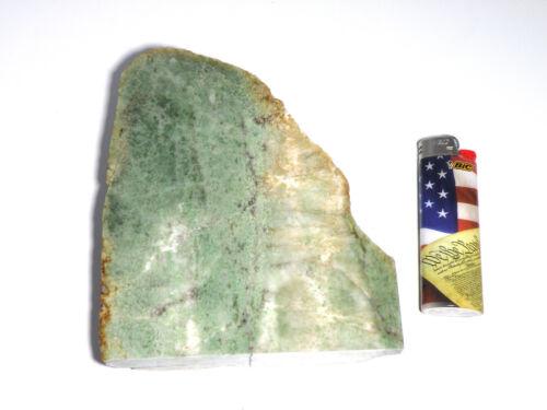 Washington Grossular Garnet (Hydrogrossular Jade/Transvaal Jade) Rough (1.5 lbs)