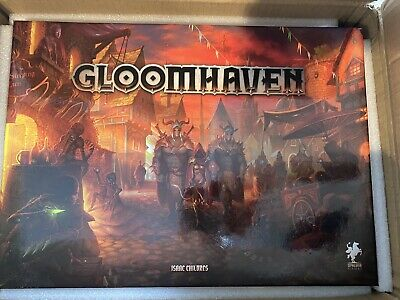 Gloomhaven Board Game - Latest Edition - Brand New!