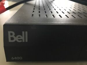 Bell receiver 6400