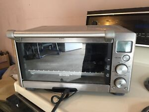 Nice Stainless steel perfect working condition mini oven