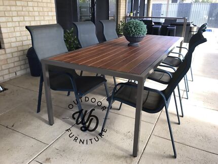 Custom Made Outdoor Bar tables, Dining Tables, Bench Seats
