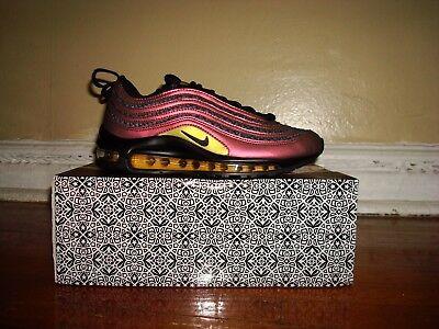 Nike Air Max 97 UL '17 SK Skepta Sneakers/ Women Size 4/ Multi-Color/ AJ1988 900