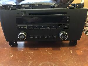 AM/FM Radio / CD player for Buick  Windsor Region Ontario image 2
