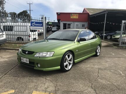 2003 VY Commodore Supercharged, Leather Interior, $5999 Pooraka Salisbury Area Preview
