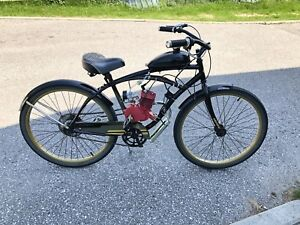 2 stroke Bicycle Bike