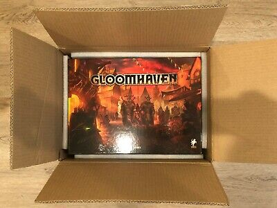Gloomhaven Board Game - Opened but NEVER PLAYED **FREE SHIPPING**