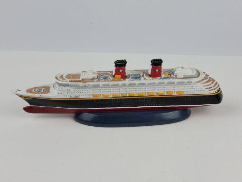 Disney Magic Cruise Ship Liner DCL Scale Model Replica Souvenir Good Condition