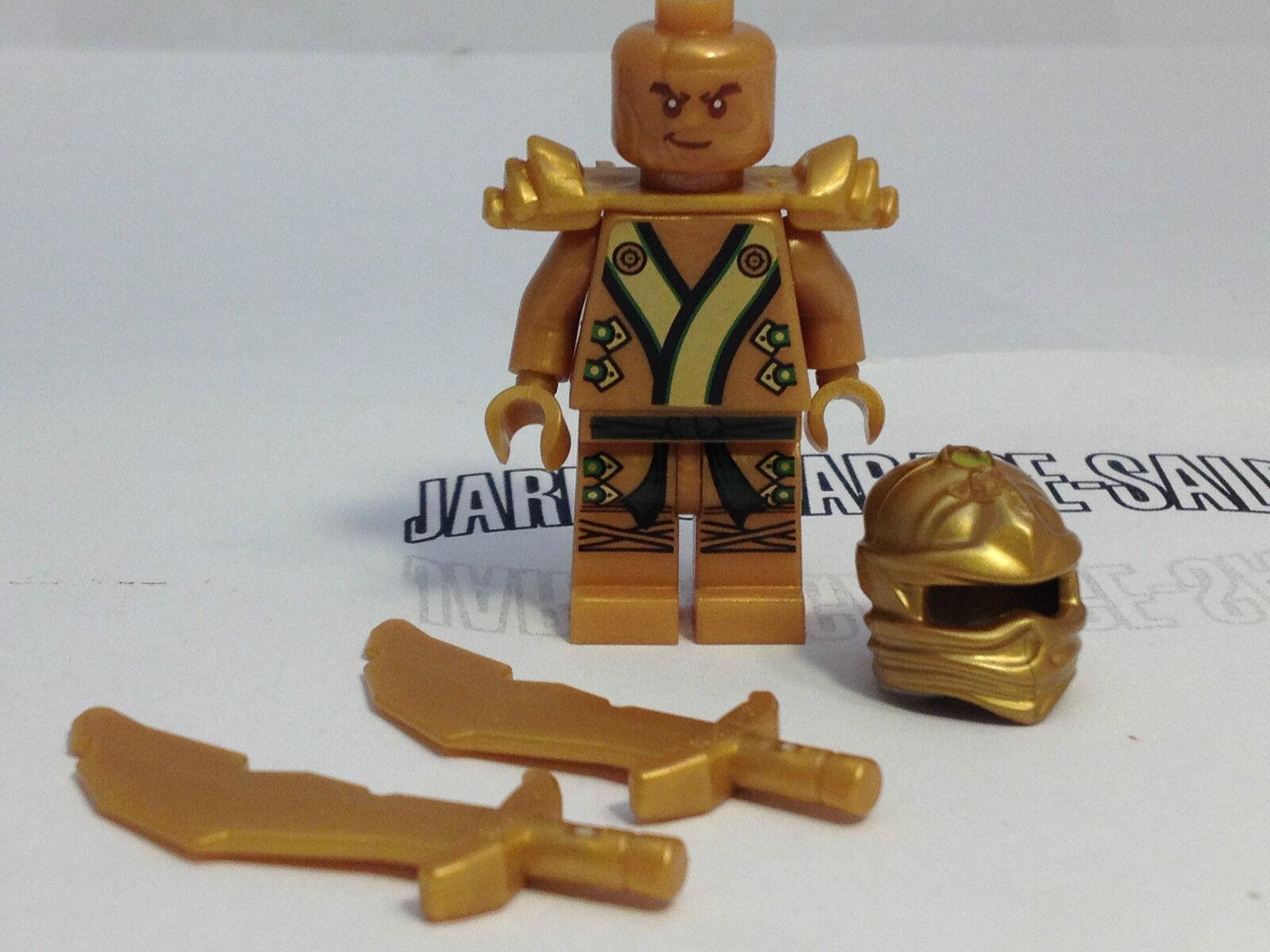 lego ninjago how to break gold