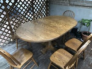 Large Antique family Dining Set Negotiable