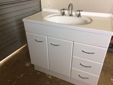 Custom Bathroom Vanities Penrith cedar bathroom vanity mirror cupboard | other home & garden