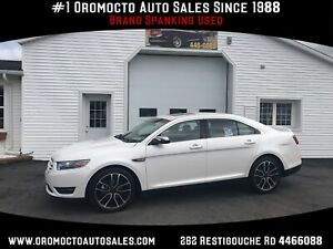 2018 Ford Taurus Limited ALL WHELL DRIVE FULLY LOADED