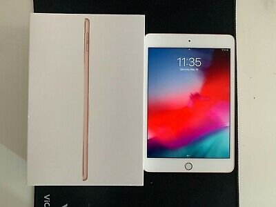 Apple iPad Mini (5th Generation) 64GB, Wi-Fi, 7.9in - Gold