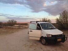 1997 Toyota Townace Van/Minivan For Backpackers Melbourne CBD Melbourne City Preview