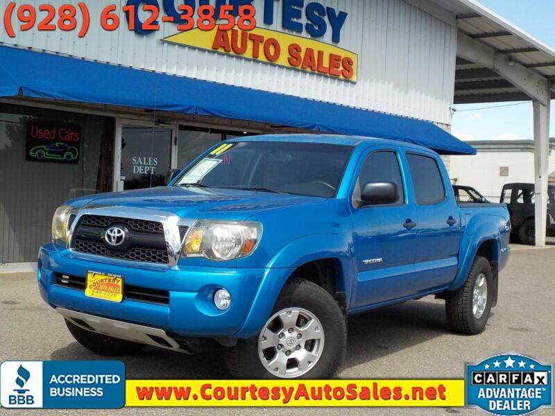 Image 1 Voiture American used Toyota Tacoma 2011