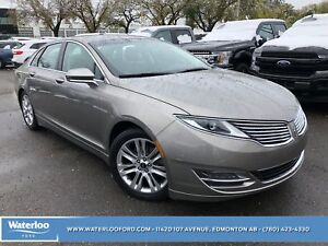 2016 Lincoln MKZ | Heated Seats | Remote Start | Intelligent Acc