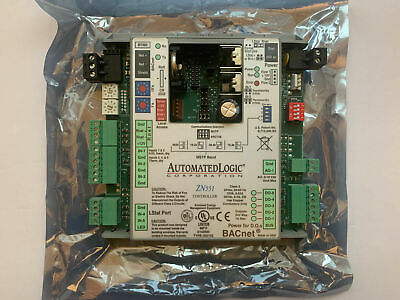 Automated Logic Zn551 Bacnet Stand Alone Control Module Alc Zone Controller