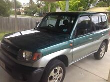 1999 Mitsubishi Pajero io 4wd cheap ideal first car Joyner Pine Rivers Area Preview