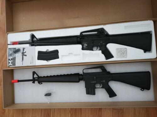 Airsoft E&C M16A3 G&P M16VN Replica Units - New! GP289 EC-306