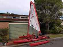 Hobie Adventure Island sailing trimaran kayak Hornsby Hornsby Area Preview