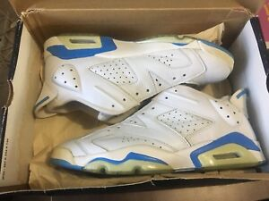 AIR JORDAN 6 RETRO LOW UNC