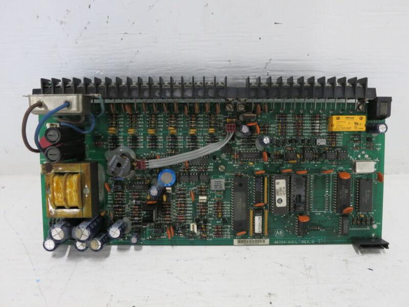 Allen Bradley 46704-410-57 DL20 Dataliner Processor Circuit Board PCB PLC Rev B