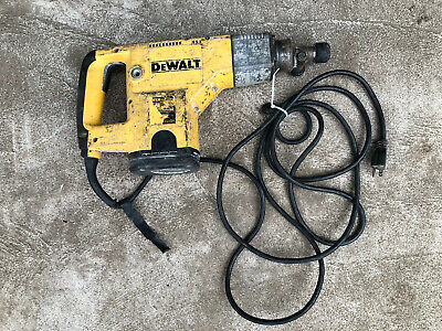 Dewalt Dw530 1 12 Demolition Hammer - Jack Hammer - Rotary Hammer