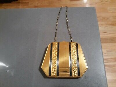 1920s Style Purses, Flapper Bags, Handbags antique compact purse from the 1920's or 30's $25.00 AT vintagedancer.com