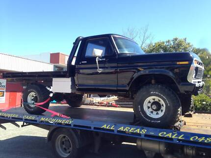 REETZ TOWING Pty Ltd Springwood Logan Area Preview