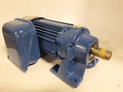 New Sumitomo Tc-ffb-05a1 Sm-cycle 3 Phase Induction Motor W Reducer