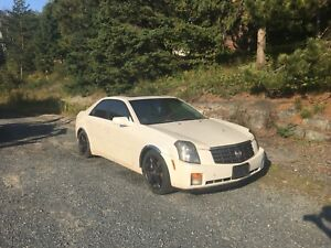 2004 Cadillac CTS 3.6 Part Out