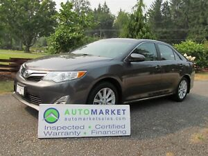 2013 Toyota Camry XLE, Navi, Load, Insp, Warr