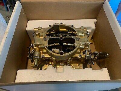 Edelbrock 1404 Performer 500 CFM 4 Barrel Carburetor, Manual Choke #3362S AL2