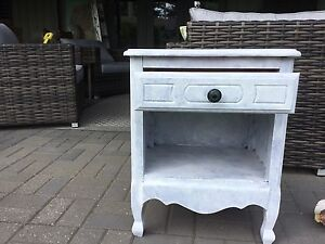 Bed side table or end table
