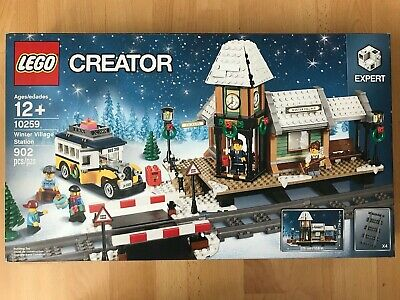 LEGO CREATOR EXPERT CHRISTMAS TOY 10259 Winter Village Station For Age 12+ NISB
