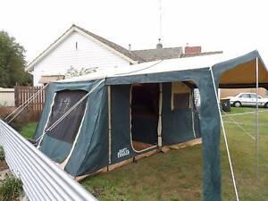 Wild Country Camper Trailer with trailer included Sebastopol Ballarat City Preview