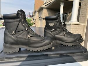 Milwaukee Motorcycle Boots MB440
