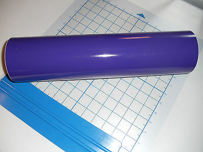 Royal Purple Vinyl 15 Roll Sign Decal Sheet Series 5 High Gloss Windowwall