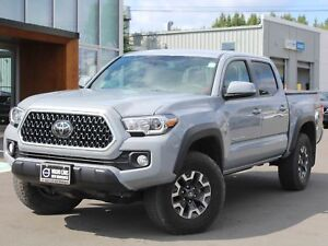 2018 Toyota Tacoma TRD Off Road 4X4 | HEATED SEATS | NAV | BA...